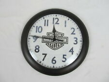 VERY COOL Authentic Harley-Davidson Battery Wall Clock - 10 in