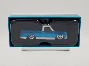 2020 Hot Wheels RLC Exclusive 1969 Chevy C-10 Red Line Club - BLUE #13355/15000