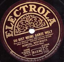 Marcel Wittrisch + die Lewis Ruth Band : Tausend schöne Frauen