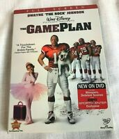 The Game Plan Walt Disney Pictures Dwayne the Rock Johnson Full Screen Edition