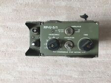 RADIO DEVICE RPRU 5/1  ROCKWELL COLLINS  PRC-515 RU20 RELATED RARE