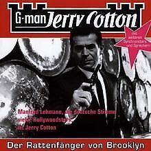 Jerry Cotton - Der Rattenfaenger von Brooklyn von Jer...   CD   Zustand sehr gut