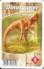 Quartett * Dino * Dinos * Dinosaurier * Berliner Spielkarten * NEU *