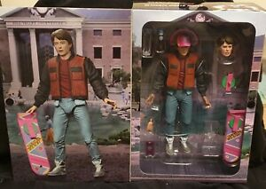 """Neca Back to the Future Part 2 Ultimate Marty McFly - 7"""" scale action figure"""