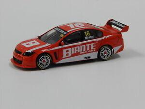 1:64 Holden VF Commodore - 2016 Season Fan Car - Biante #16 Biante Does not appl