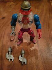 Roboto 1984 Vintage He-Man MOTU Masters of the Universe Figure