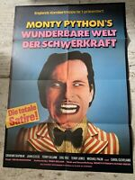 Rare Monty Python And Now for Something Completely Different German Movie Poster