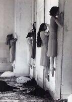 Vintage Witch Sisters Photo 122 Bizarre Odd Strange