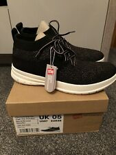 Fitflop Size 5 Brand New Boxed Black Bronze Brand New