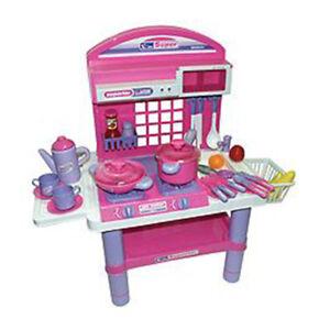 Spielküche mit Licht und Sound   -- NEU --