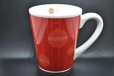 The Coffee Bean & Tea Leaf Red Patterned Coffee Mug