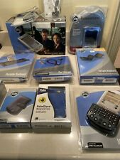 Mixed Bundle Lot of 15 Handhelds and Accessories GREAT FIND New In Box