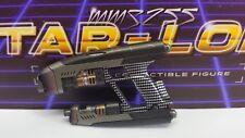 Genuine Hot Toys MMS255 STAR LORD 1/6 action Guardians Galaxy Left Gun Blaster
