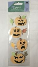 """A Touch Of Jolee's """"Pumpkins"""" Dimensional Stickers"""