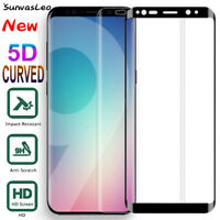 Full Cover Tempered Glass Screen Protector For Samsung Galaxy S7 S9 S8 S10 Plus