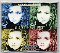 Nicole Nicole's single party 1 (97 Remix) [Maxi-CD]