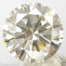 0.20ct HUGE DAZZLING 100% NATURAL GOLDEN YELLOW TINT DIAMOND EARTH MINED DIAMOND