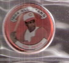 1964 Topps All-Star Coin - #154 Frank Robinson Cincinnati Reds HOF