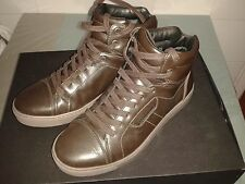 DOLCE & GABBANA LONDON SNEAKERS BOOTS MENS 5 UK / 39 EUR  MINT RRP 545€