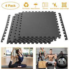 iMountek Puzzle Exercise Interlocking Tiles Protective Flooring Cushion Foam Mat