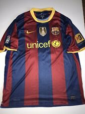 Messi Barcelona 2009/10 jersey