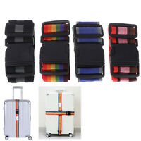 Luggage Strap Cross Belt Packing 180CM Adjustable Travel Buckle Baggage BelBNWUS