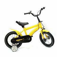 14 Zoll Kinderfahrrad Fahrrad mit Stützräder Fahrrad Unisex Kinderfahrzeuge DHL