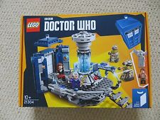 LEGO - Ideas - Doctor Who - 21304 - Brand New & Sealed In Box.