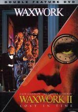 Waxwork Waxwork 2 in Lost Time 0012236146629 DVD Region 1 P H