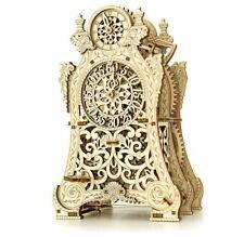 Horloge magique WOODEN CITY WR312, Contreplaqué de Bouleau, 12,9 x 14,1 x 21,8 c