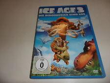 DVD  Ice Age 3 - Die Dinosaurier sind los