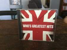 (Very Good) Who's Greatest Hits 1983 MCA Records CD