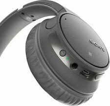 Sony WH-CH700N Wireless Over-Ear Headphones - Black
