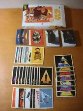 2018 TOPPS SOLO A STAR WARS STORY MASTER 142 CARDS 5 INSERT SETS + SURPRISE ITEM