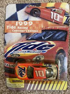 1999 #10 Ricky Rudd Tide 1/64 NASCAR Diecast Racing Car Collector's Edition New