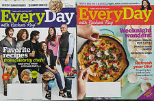 Lot of 2 EveryDay with Rachael Ray® magazines:  April - May, 2015