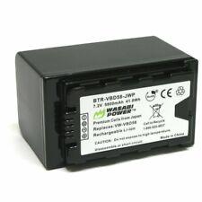 Wasabi Power Battery for Panasonic VW-VBD58, AG-VBR89G (5800mAh)