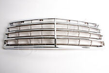 Front Center Grill Grille Chromed Fits MERCEDES W124 Sport type 93-1996 Facelift