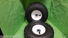 SNAPPER REAR ENGINE RIDING MOWER FRONT WHEEL ASSEMBLIES 7052268 7052267 7050618