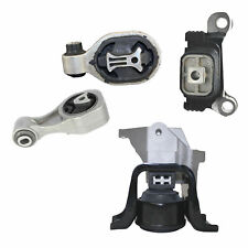 4PC MOTOR & TRANS MOUNT FIT 2011-2017 NISSAN JUKE WITH TURBO FAST FREE SHIPPING