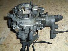 Audi 80 S B1 1,6 75PS Schaltgetriebe 10/80-09/81 Vergaser Pierburg 1B 049129017G