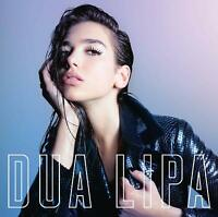 DUA LIPA Dua Lipa (2017) 12-track CD album NEW/SEALED