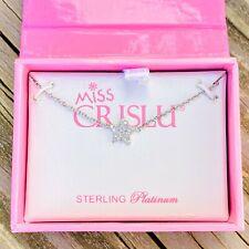 Miss Crislu Girls' CZ Star Bracelet