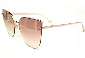 New Authentic Tom Ford Sunglasses TF0652 33Z Free Express Shipping