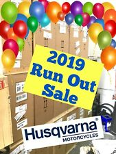 Husqvarna FE TE FC FX 2019 Run Out Sale Now on, Save $$$$$ on RRP