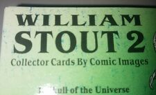William Stout 2 Trading Card set (Complete 90 card base set) 1994