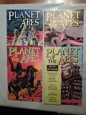 Planet of the Apes lot 1 2 3 4 5 7 8 9 + Urchak's Folly 1  (Adventure, 1990)