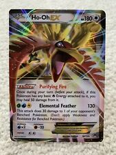 Ho-Oh EX Holo Breakpoint Pokemon Card 92/122 Mint