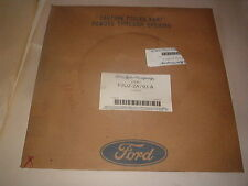FORD PARKING BRAKE CABLE  F2UZ-2A793-A   NOS