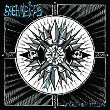 CD de musique punk pour métal sur album